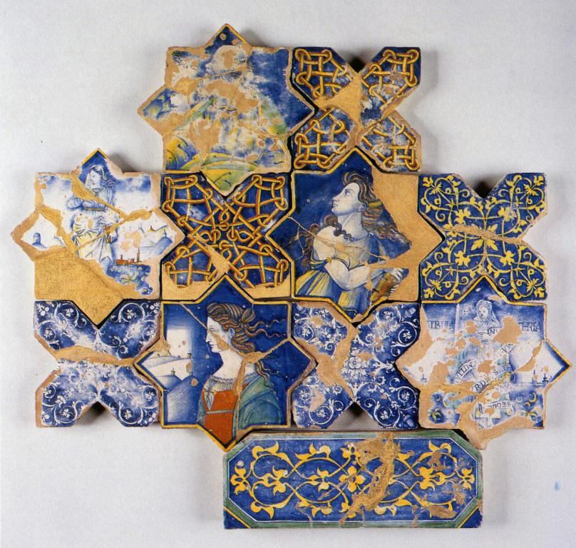 Museo Regionale Della Ceramica Di Deruta.Museo Regionale Della Ceramica Comune Di Deruta