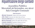 Riqualificazione Borgo Garibaldi