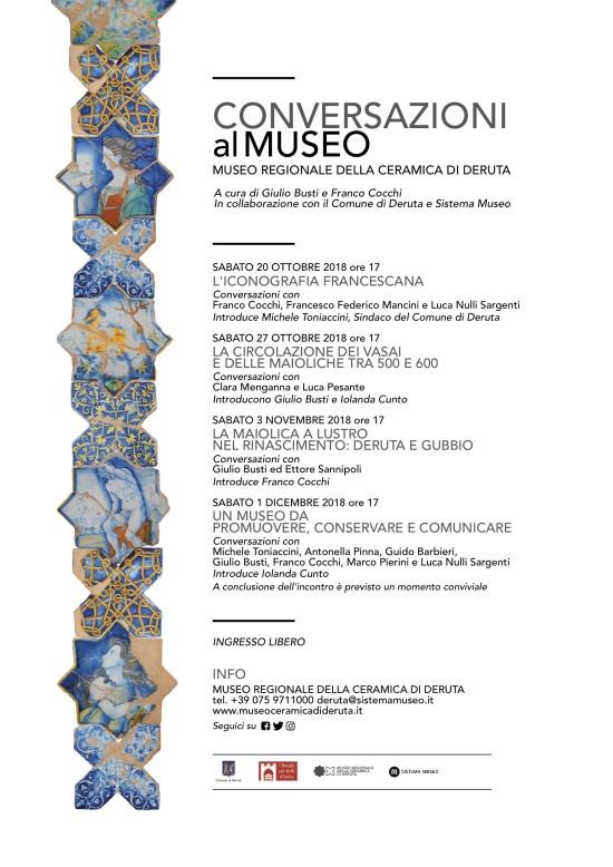 Conversazioni al museo