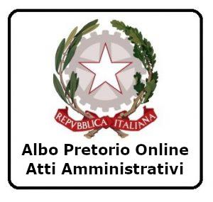 Albo Pretorio - Atti Amministrativi